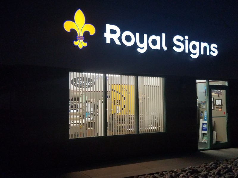 Led Illuminated Signs