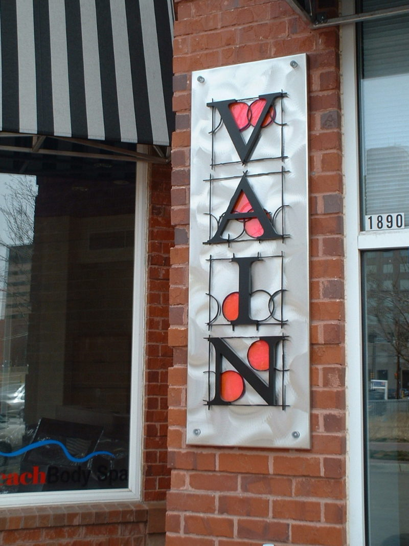 Sign Design and Fabrication Services in Englewood