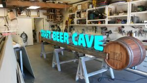 Custom-Made Neon Signs in Colorado