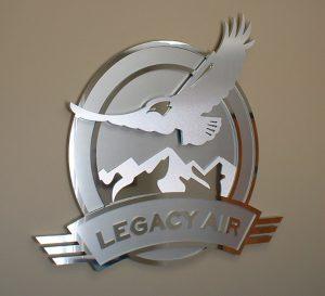 Signage logos